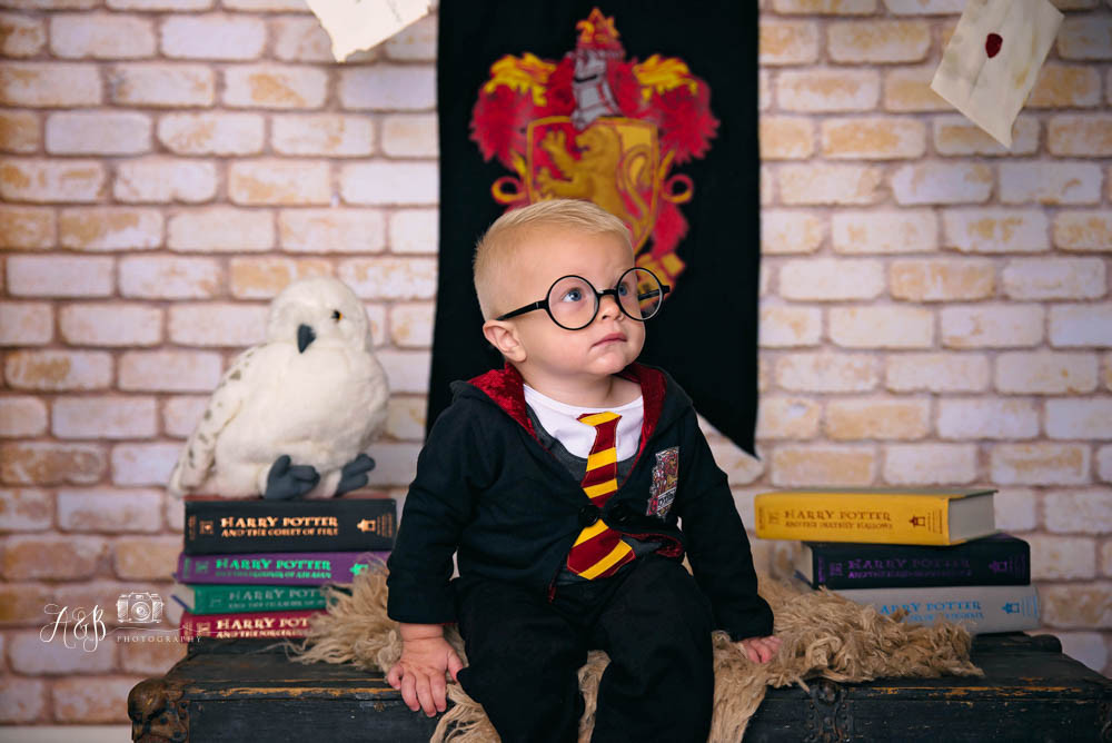 HARRY POTTER TURNS 1 >> PUYALLUP, PHOTOGRAPHER