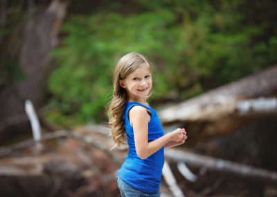 puyallup, photographer, 6 year old, girl, franklin falls, blue eyes, brown hair-2