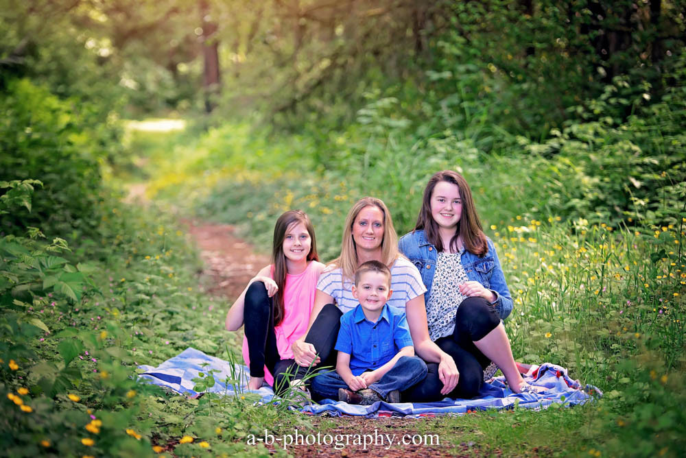 Sharp Family, >> Puyallup Photographer
