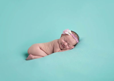 newborn girl, puyallup, photography, unicorn, navy, pink, starry night, teal, macro, parent shots (32 of 35)