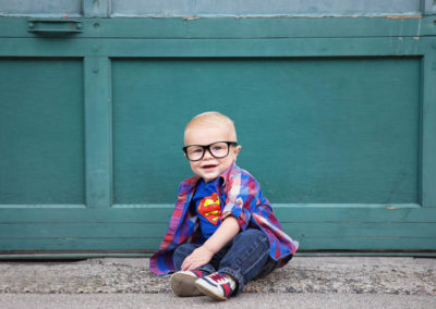 puyallup, children, photographer, child, boy, one year, superman, tacoma, super hero-1