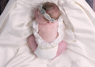 newborn, puyallup, photographer, girl, baby girl, wedding dress -29