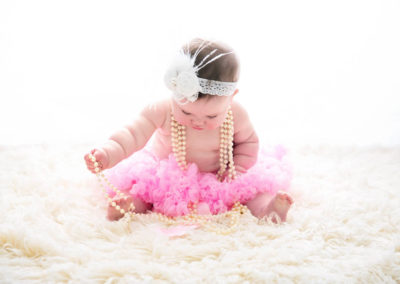 puyallup, photographer, girl, 6 months, baby girl-3