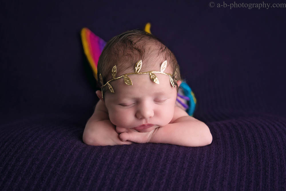 Little Sweet Morgan, Newborn Puyallup Photographer